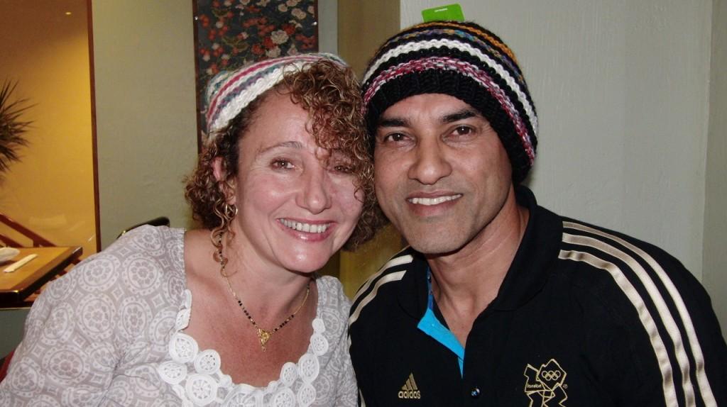 Binesh&Nadia ニット帽