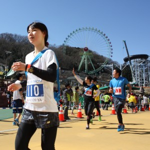 第4回よみうり42.195km/10kmリレーマラソン